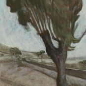 L'eucalyptus I - 80 x 55