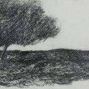 Hommage à Corot - 105 x 74,5
