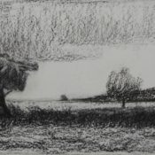 Paysage - 105 x 70
