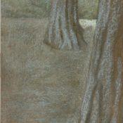 Plaine crépusculaire - 63,5 x 35