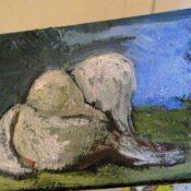 Nature à peindre - 27 x 17