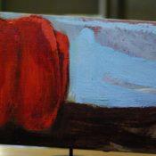 Hommage à Magritte - 30 x 17