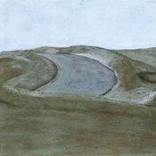 La route des crêtes - 32 x 50