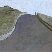 Sur la crête - 70 x 50