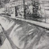 Canal de l'Ourq - 105 x 74,5