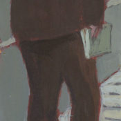 The book man - 32 x 69,1