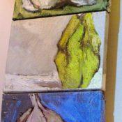Natures à peindre (diptyque) - 27 x 54